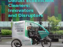 Daoust EcoEfficient Cleaners: Innovators and Disruptors